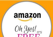 Free Amazon Products