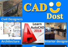 Free CAD dost training