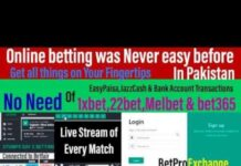 Online Betting ID Dealer