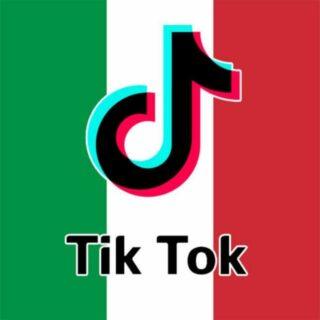 Tik Tok Italy