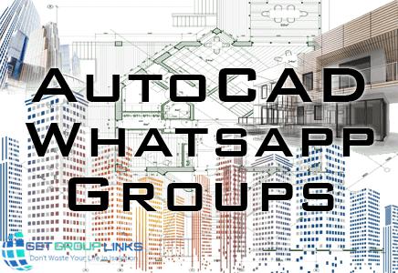 autocad whatsapp group link