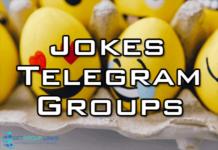 jokes telegram group link