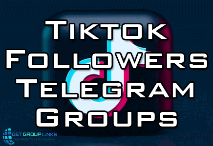 tiktok telegram group link