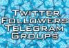 twitter followers engagement telegram group link
