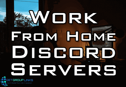 work from home discord server