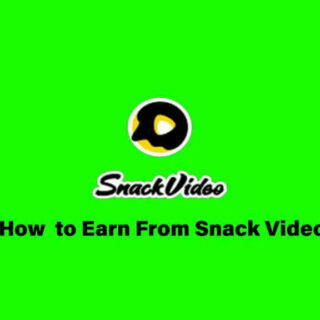 Earning with Snack Video