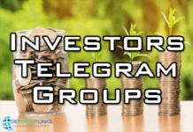 Investors Telegram Groups for Investment