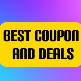 New Coupon Code and Deals