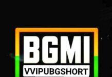 VVI PUBG SHORT