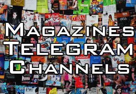 magazines telegram channel
