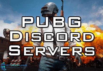 pubg mobile discord server link