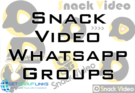 snack video whatsapp group link
